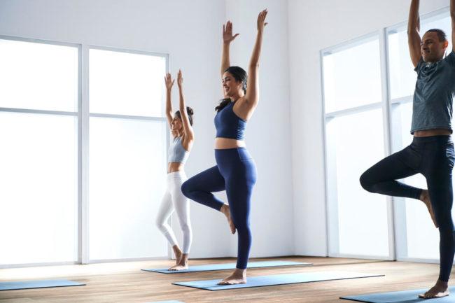 Life Time yoga